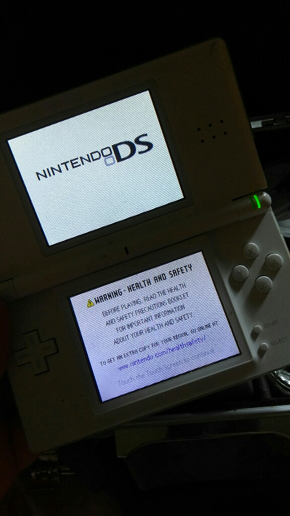 Oroginal ds lite