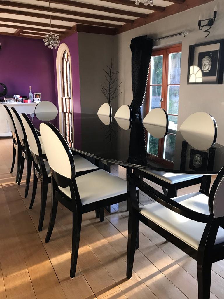 Calligaris Deja Vu Dinning Table