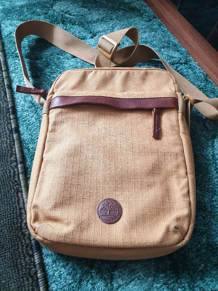 Timberland pouch bag