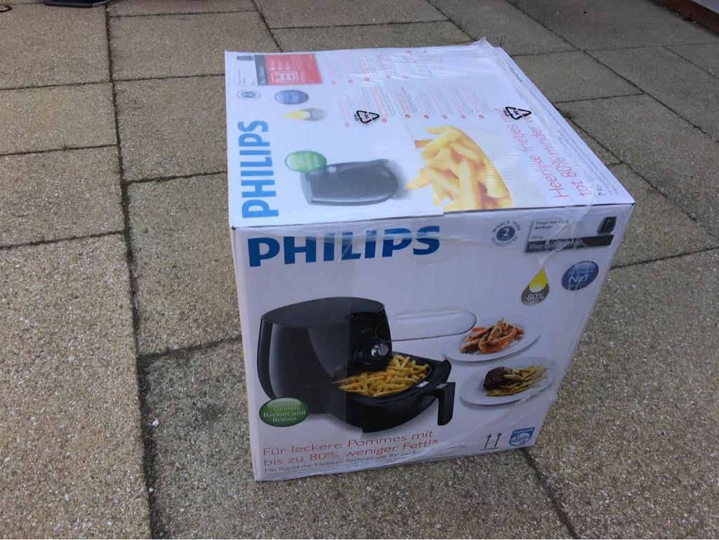 Philips HD9220/20 healthier oil free airfryer