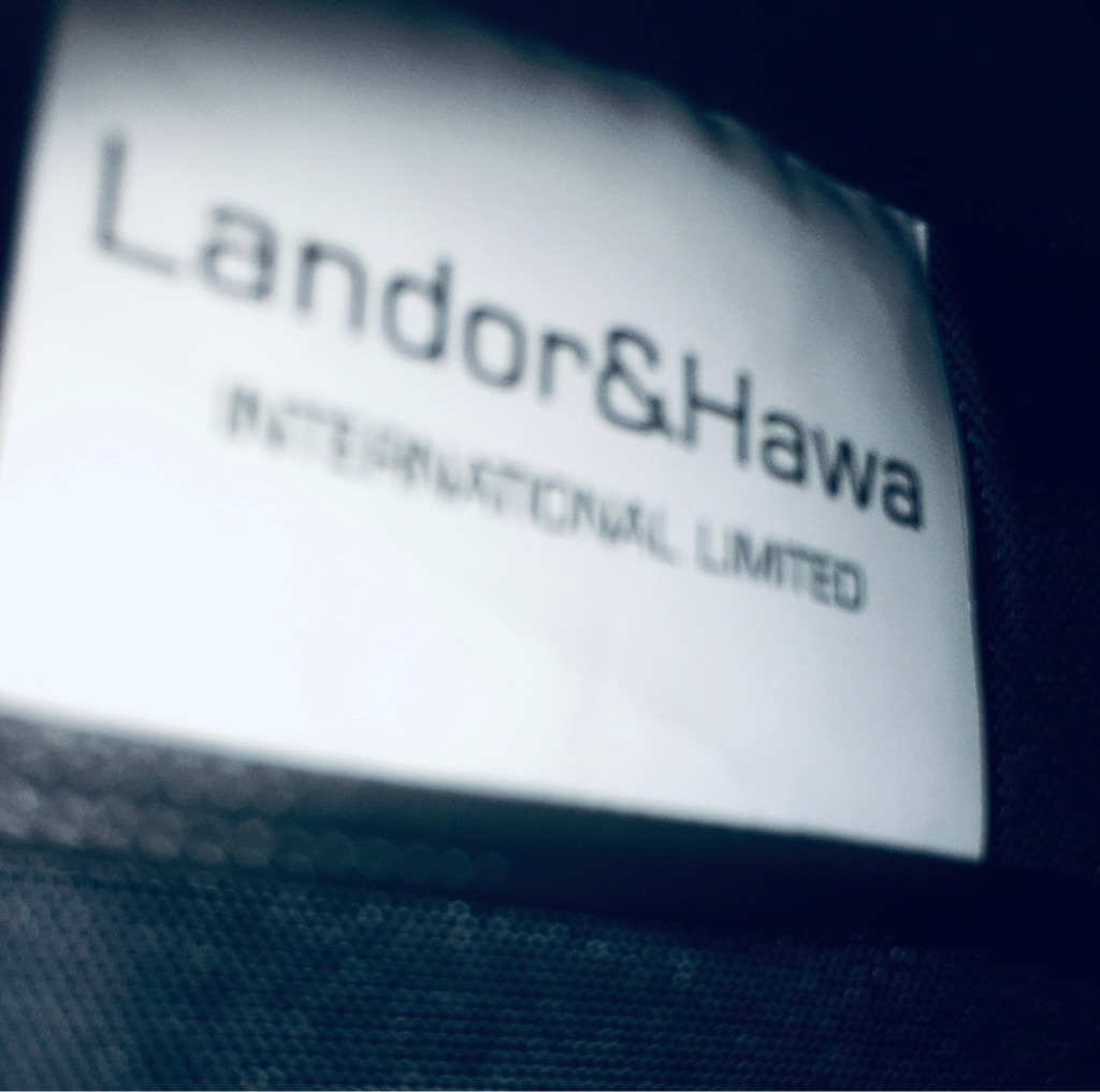 DOCUMENT/LAPTOP…BAG By LANDOR & HAWA