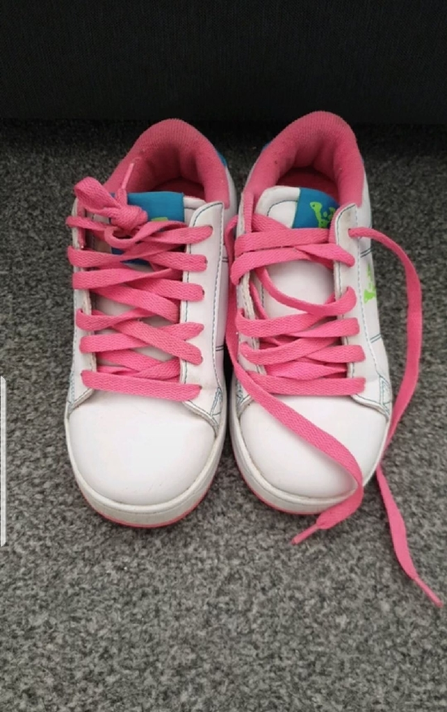 Heely trainers size 1