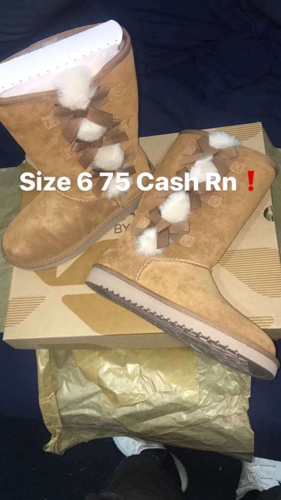 Size6 uggs