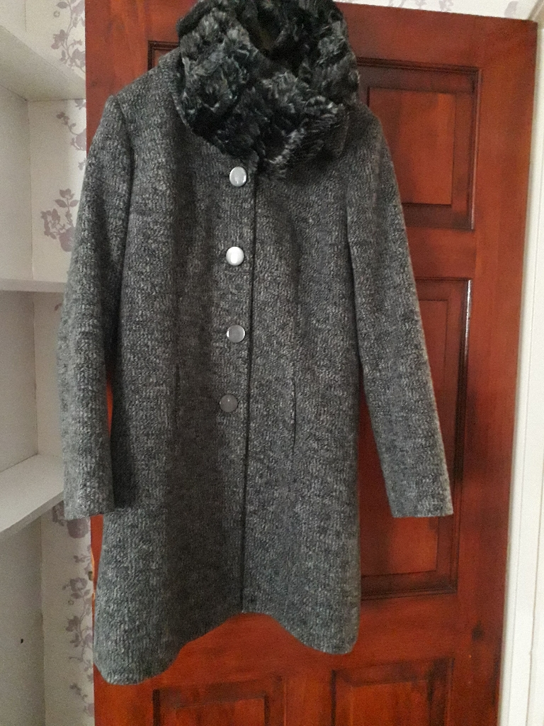 M&S Per Uno winter coat