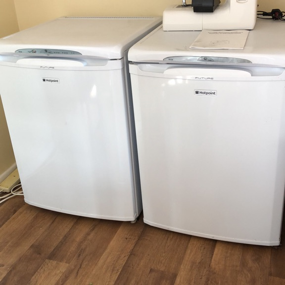 Fridge and freezer for sale