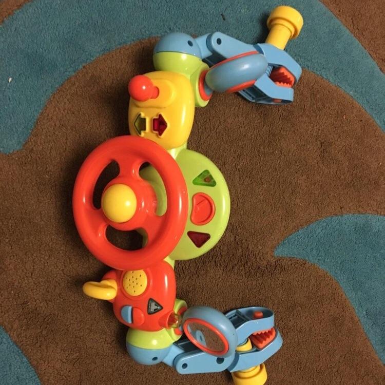 ELC baby pram toy