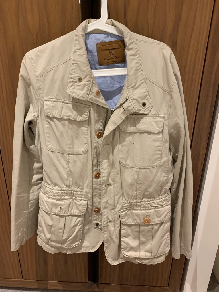 Massimo Dutti jacket