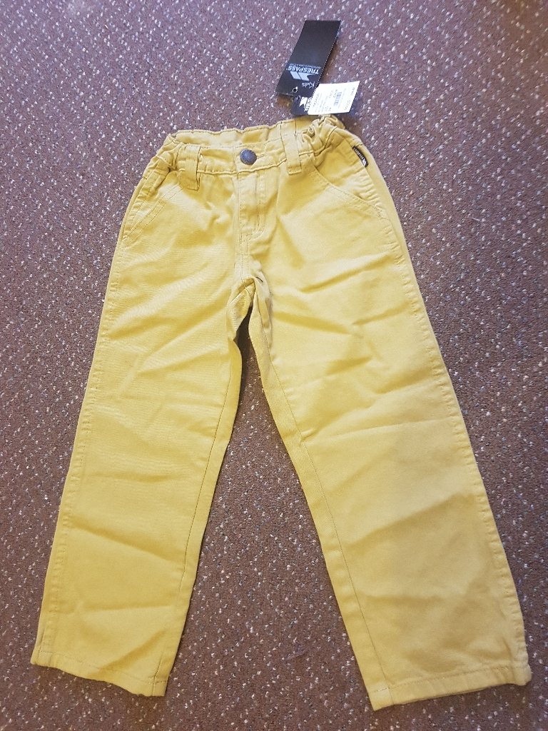 Age 3-4 Trespass trousers NEW with labels