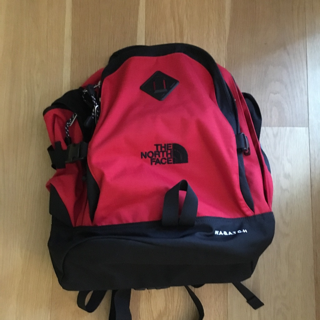 Brand new north face backpack
