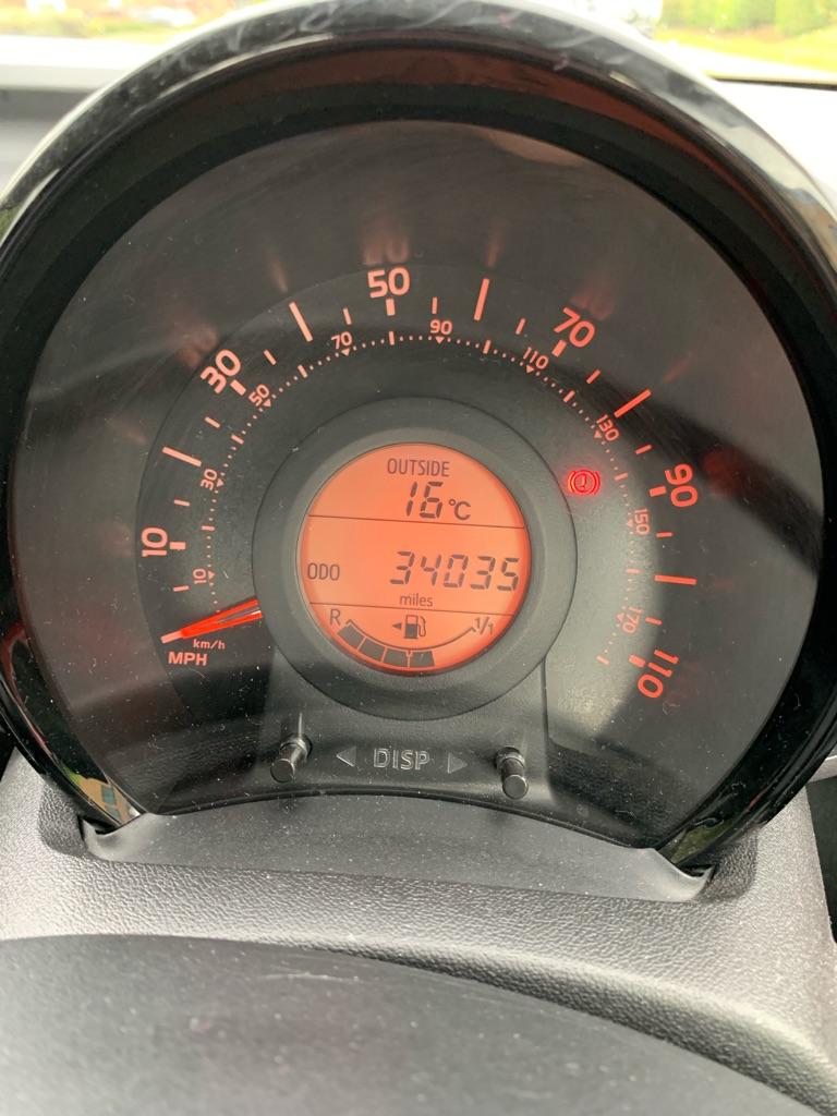 Citroen C1 16 plate £4200 or ONO