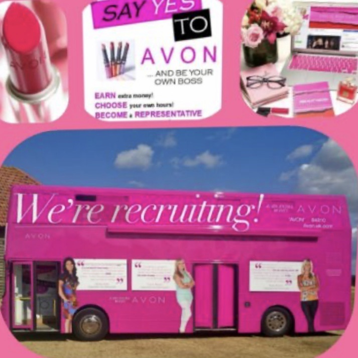 Avon reps wanted 🥰