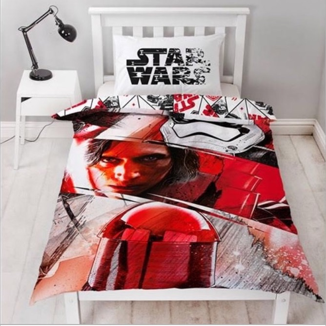 Reversible Star Wars single duvet set