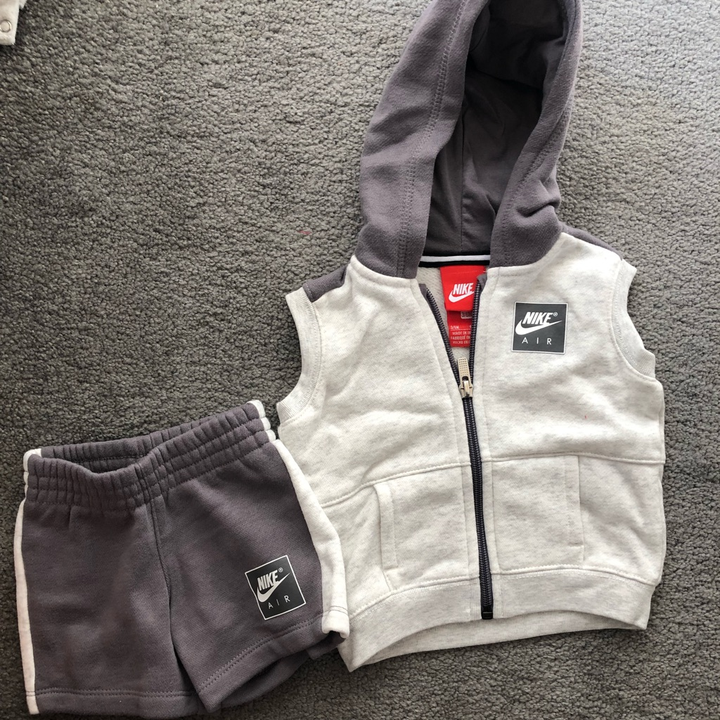 Little boys Nike tracksuit 3-6months