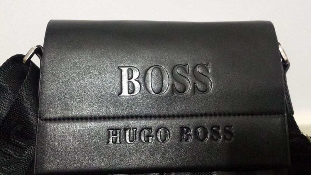 Hugo Boss small side bag