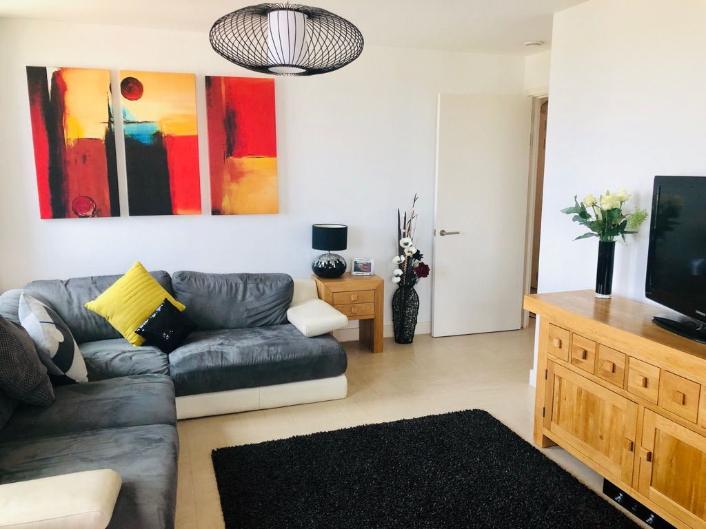 Shared ownership 3 bed flat kings cross