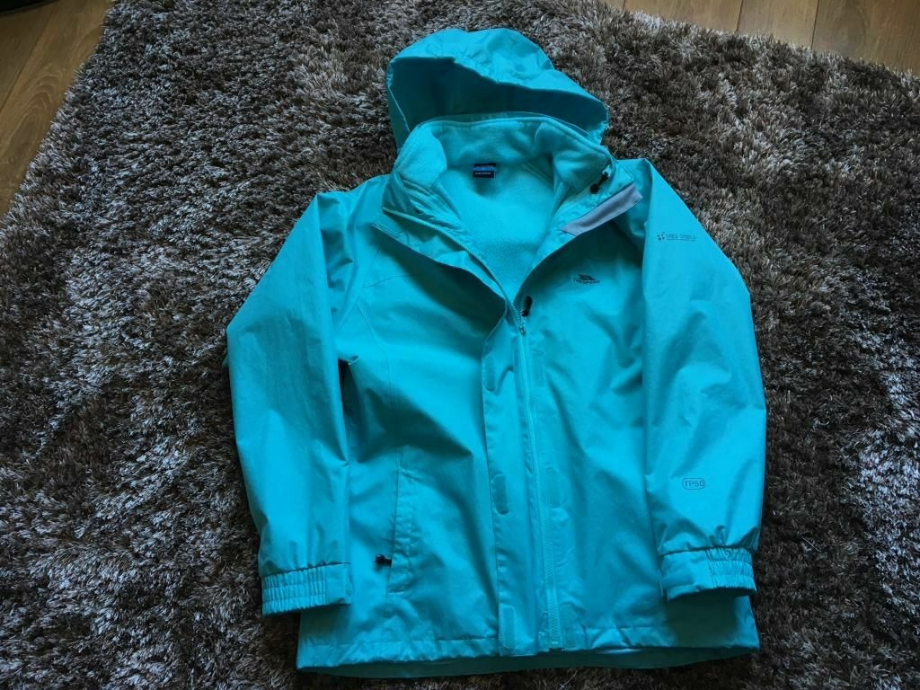 Trespass 3 in 1 ladies jacket