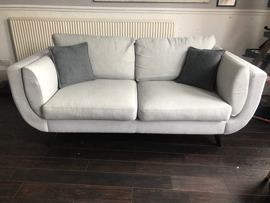 Large 2 seater DFS sofa for sale