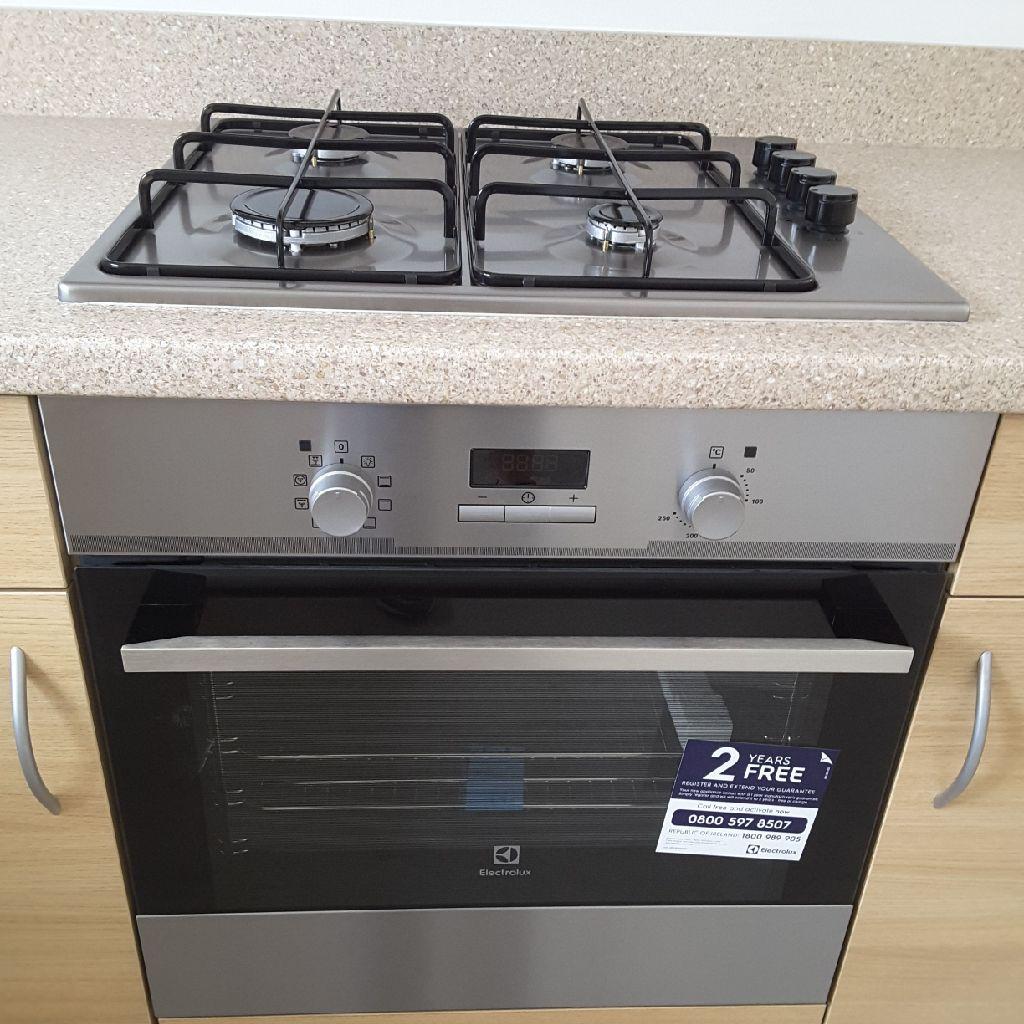 Electrolux fan oven