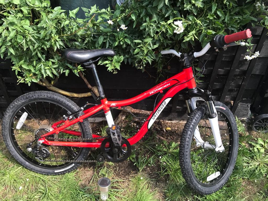 Specialized Hotrock bike 20 inch
