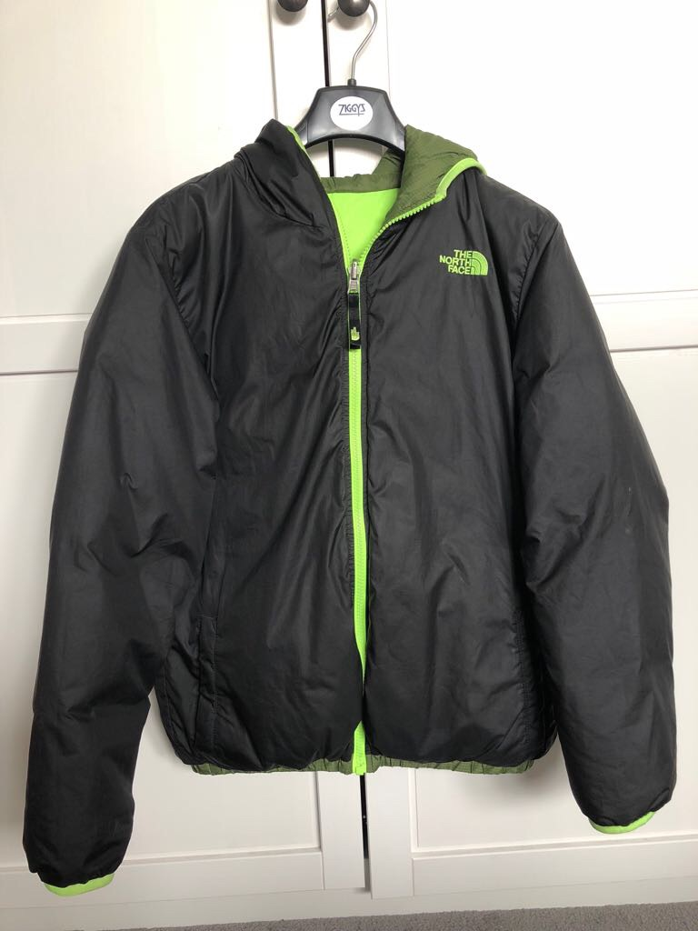 Boys northface coat
