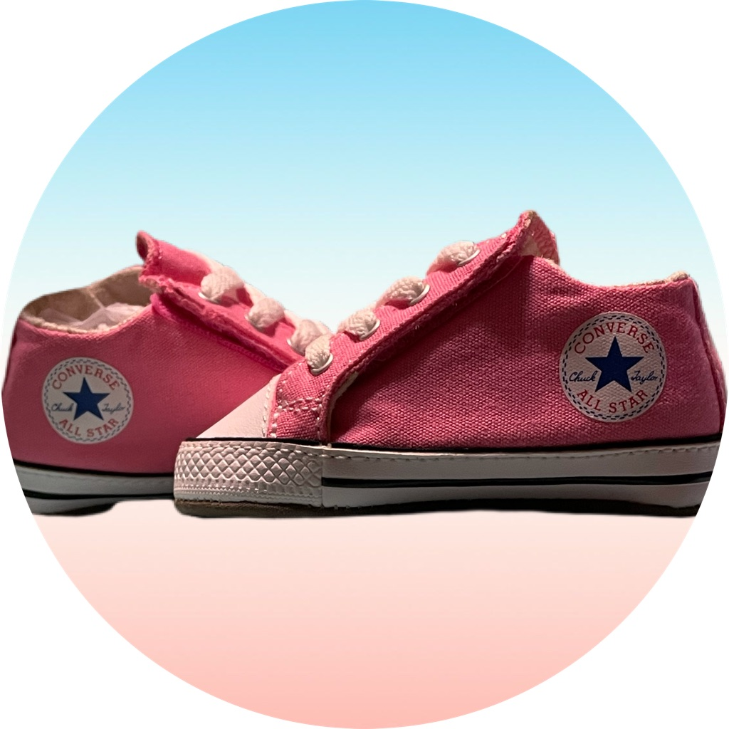 All Star Converse Size 3
