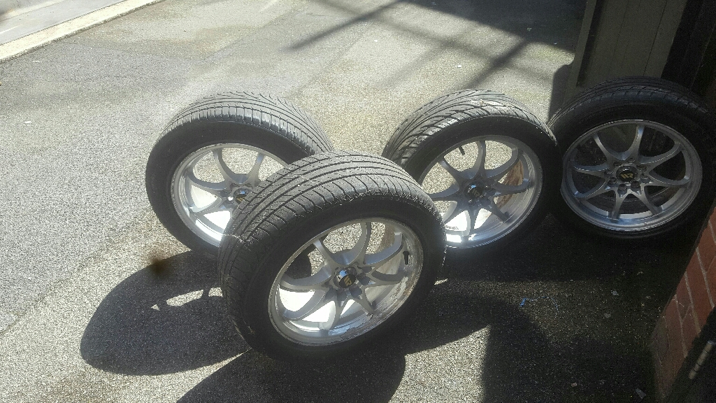 set of ripspeed rims