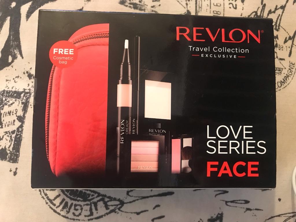 Revlon exclusive travel collection
