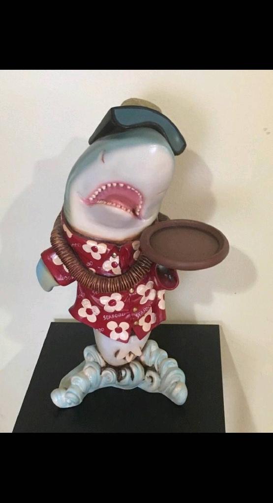 Vintage shark