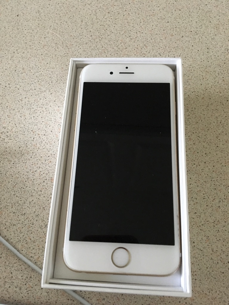 iPhone 6S 32GB EE immaculate