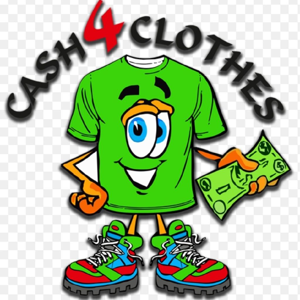 Cash  for clothes