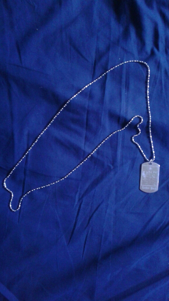 Linkin Park Dog Tag Chain for Men