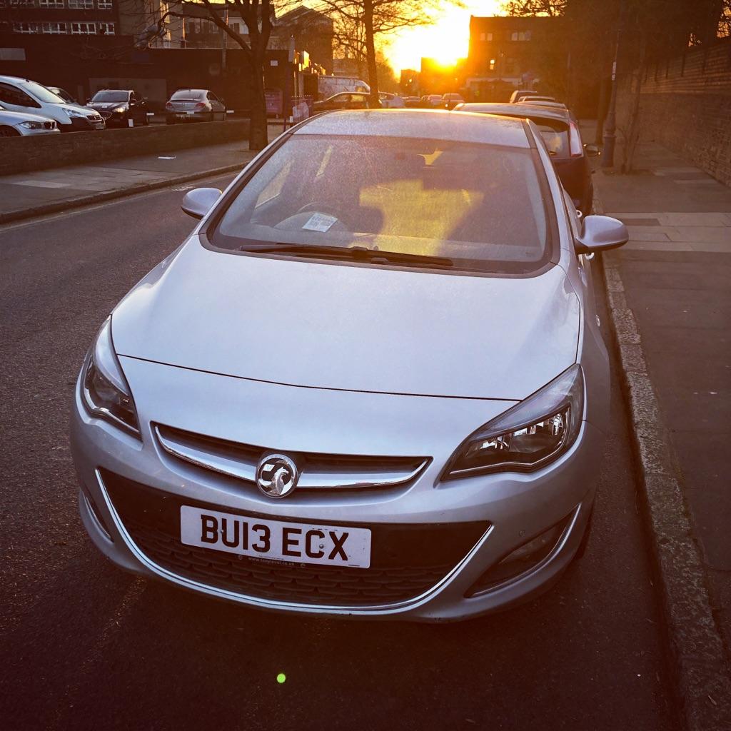 Vauxhall Astra SRi 2014 (13)
