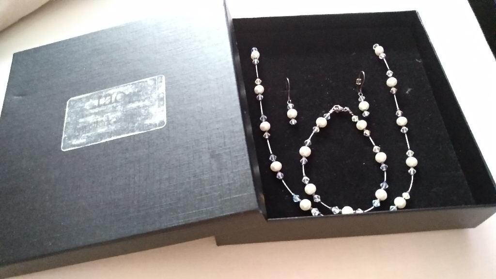 Custom Wedding Jewellery Set
