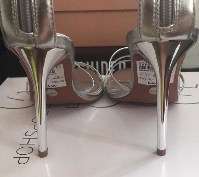 Top shop heels
