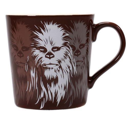 Chewbacca Star Wars mug