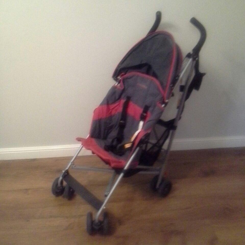 MACLAREN stroller DAYTRIPPER