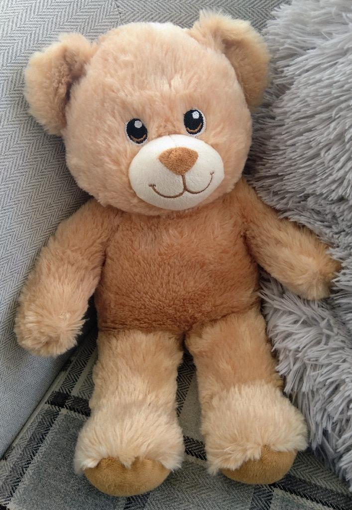 Build-a-Bear Teddy Bear Soft Toy