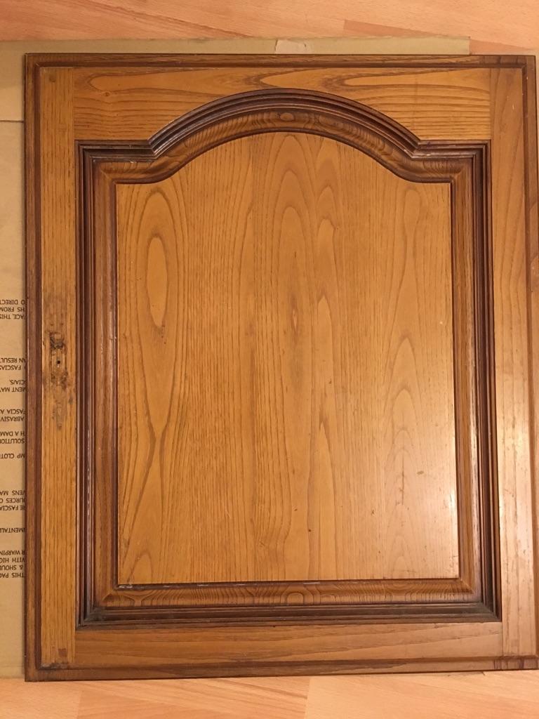 9 Oak Kitchen Cupboard Doors
