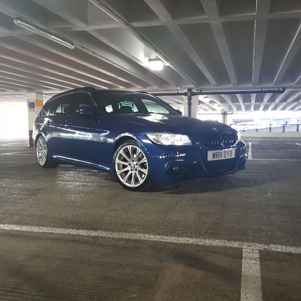 BMW 318d Sport Plus Edition