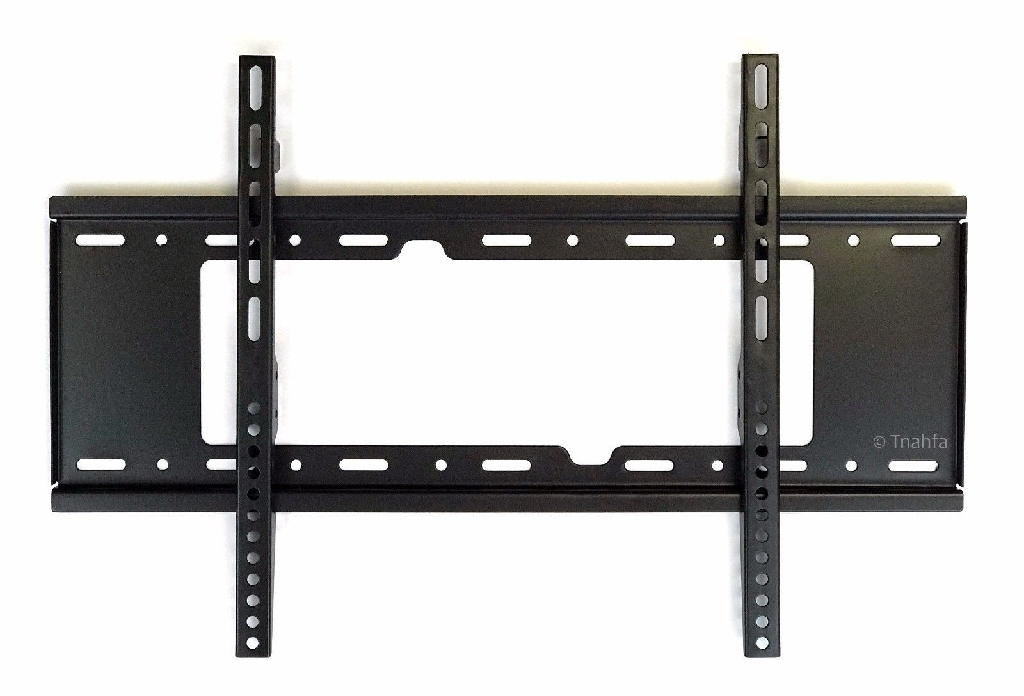 "32""-70"" Fixed TV Wall Mount Bracket with Ultra Slim Design & 75kg Capacity"