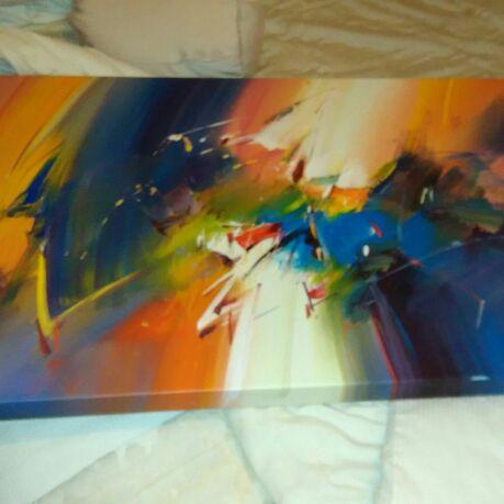 Wilkinson genuine large painting