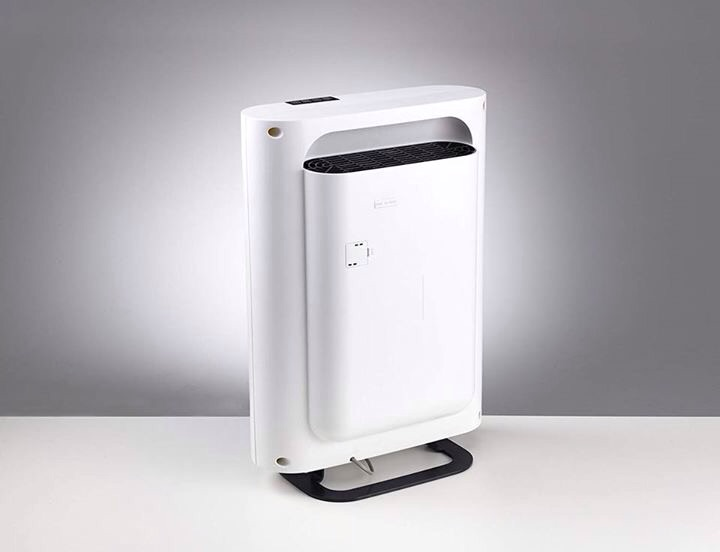 Bronco purifier and humidifier