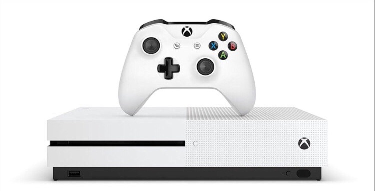 Xbox 1S 1Tb With Games!!!