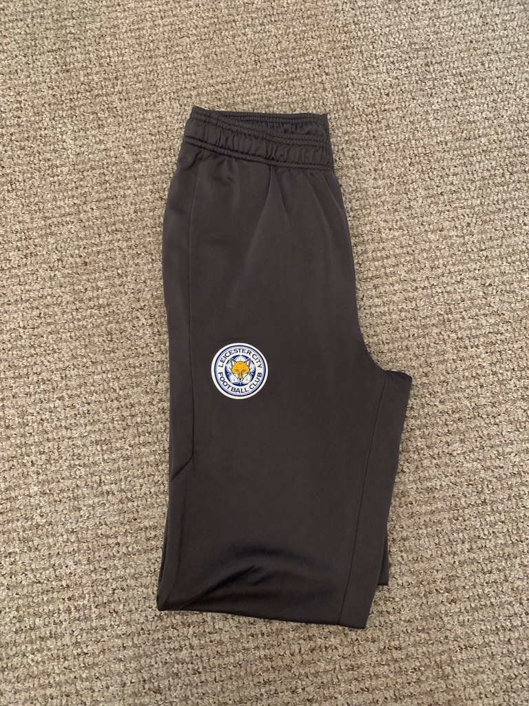 Leicester city jogging bottoms