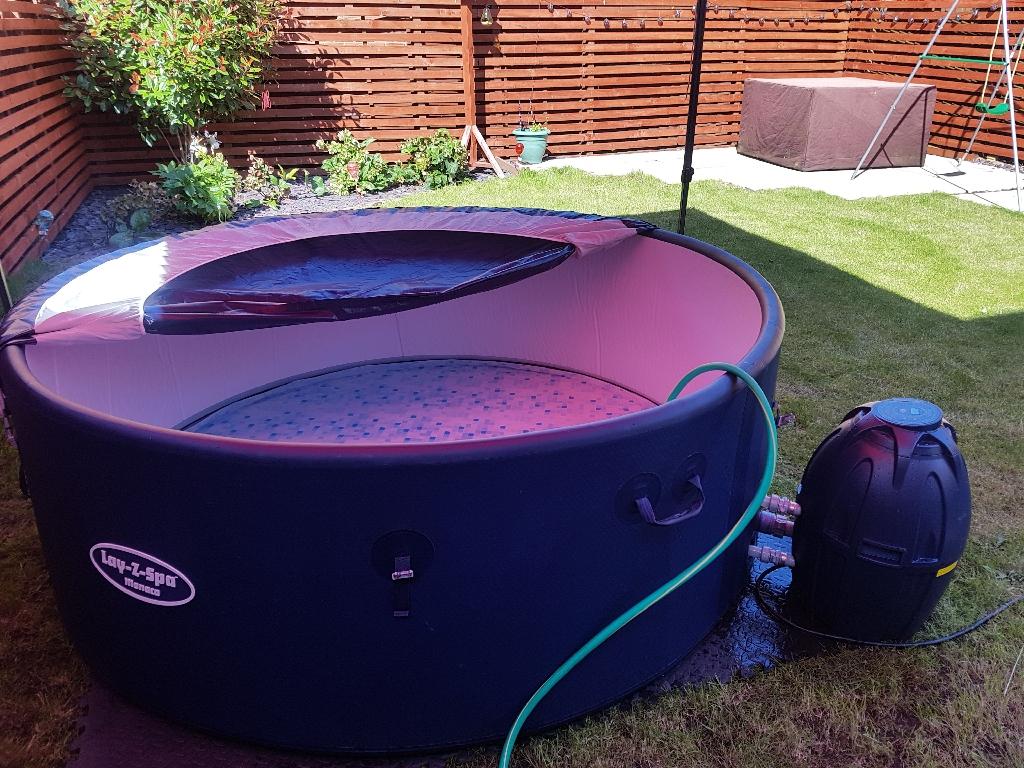 Hot tub hire Warrington