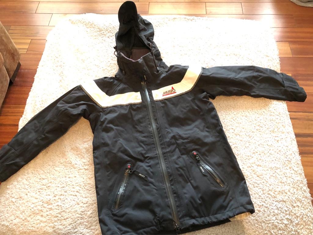 Children's Musto BR1 Performance Jacket & Sallopettes