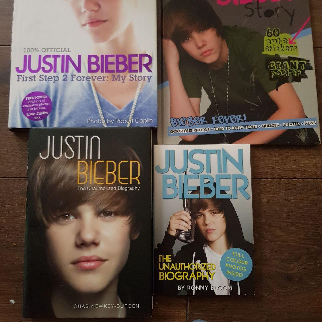 Justin bieber books