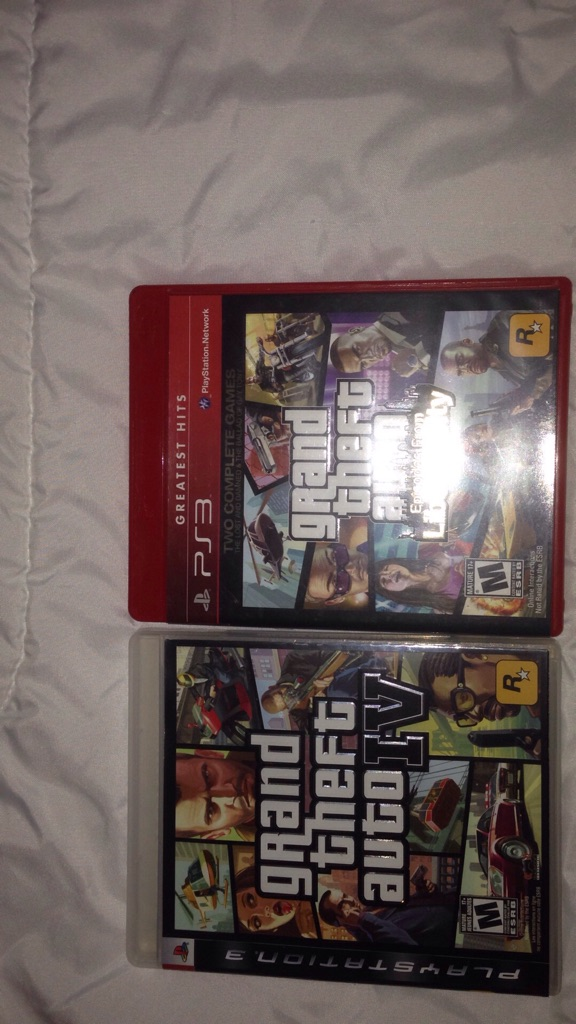Grand Theft Auto IV/Grand Theft Auto: Episodes From Liberty City