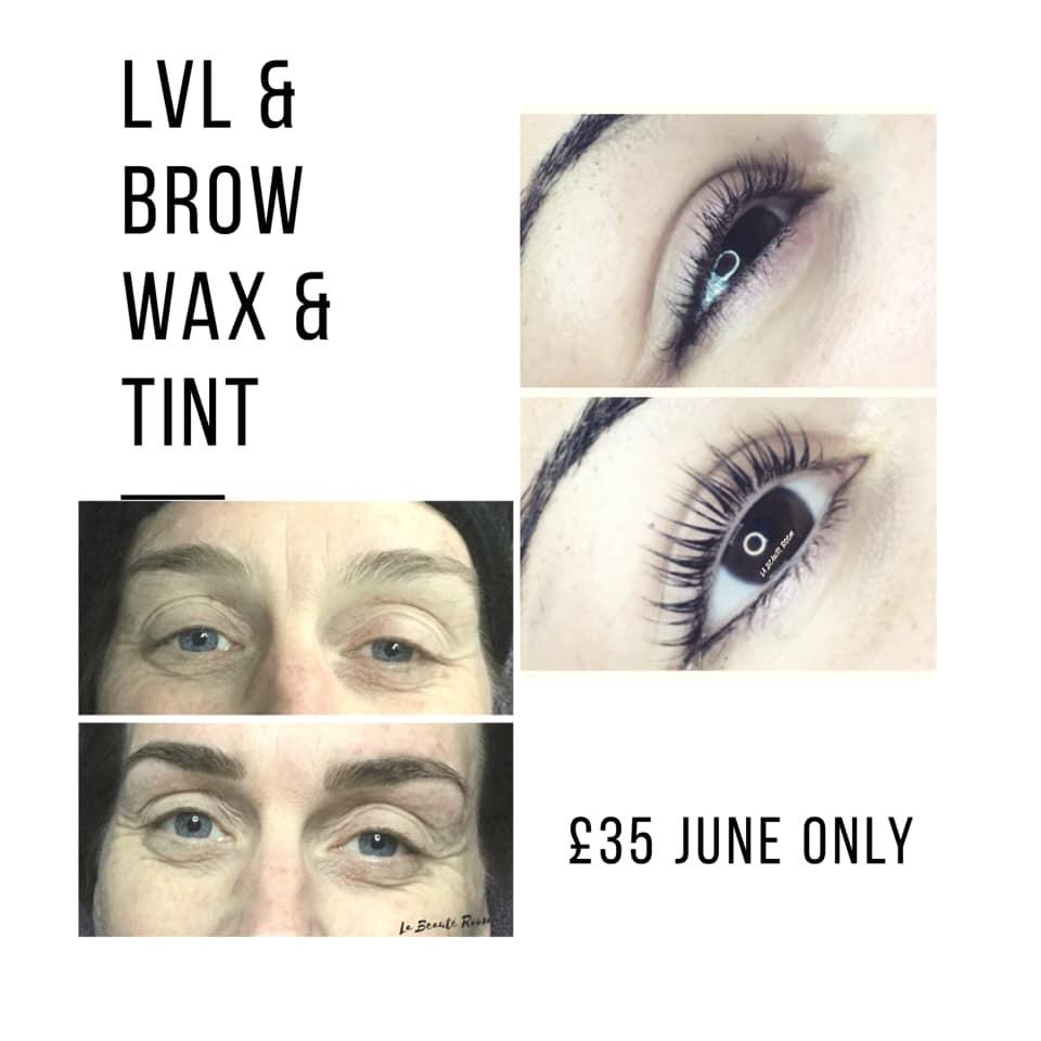 LVL & Brows