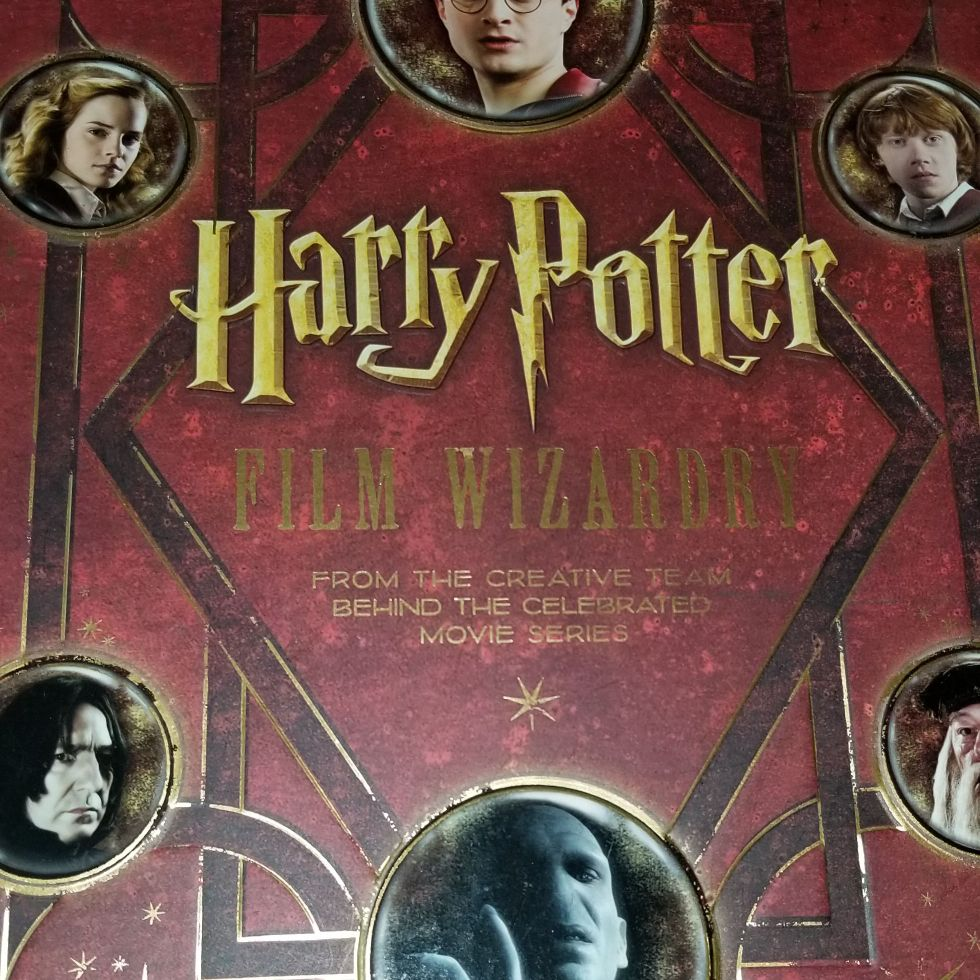 Harey potter book